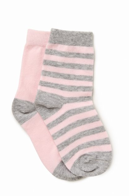Girls 2 Pack Socks