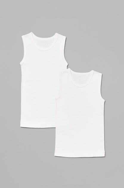 Large Size Singlets 2 pack