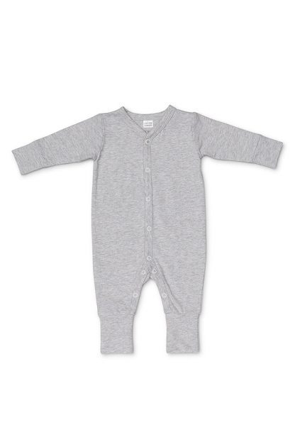 Newborn Growsuit with Mittens