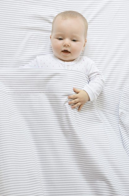 Unisex Bassinet Sheet Set