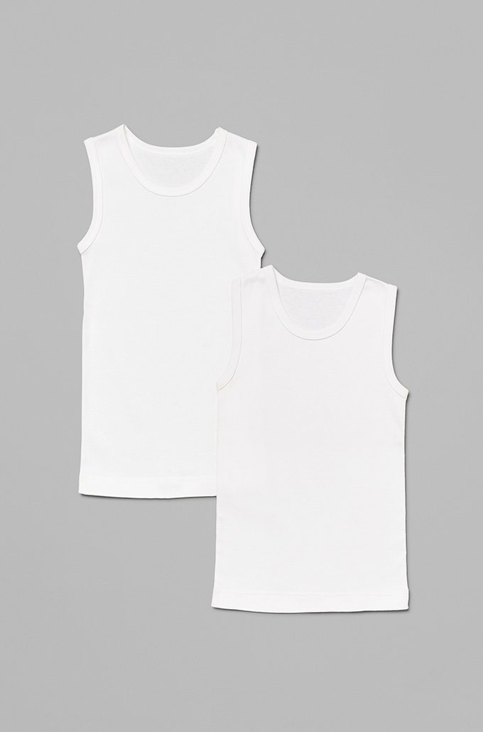 2 Pack Larger Size Singlets 1