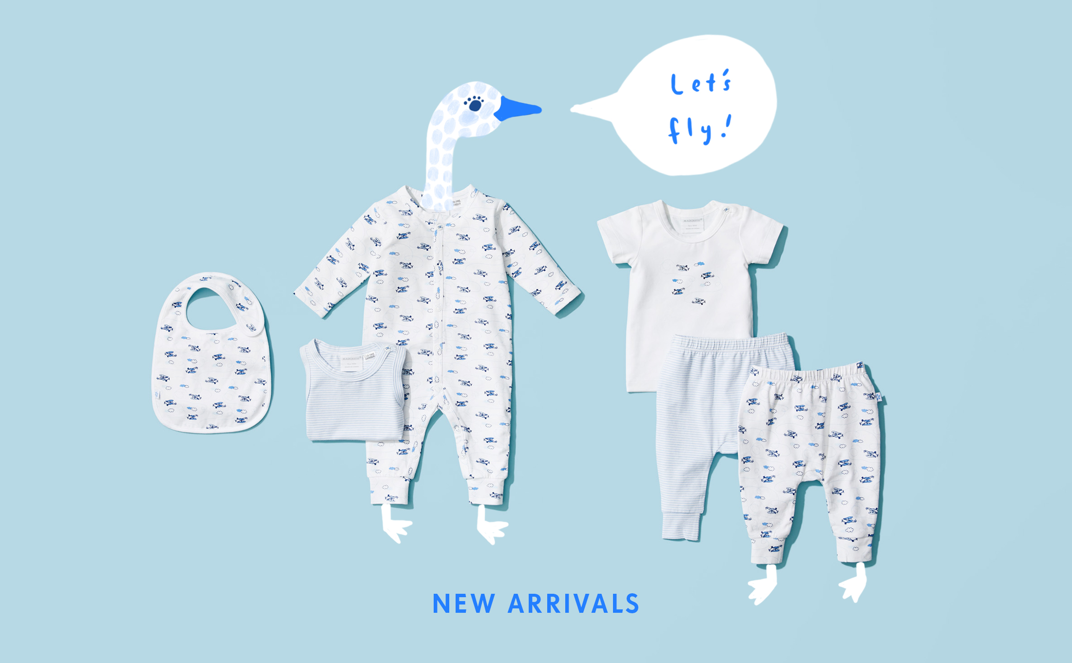 New Arrivals September