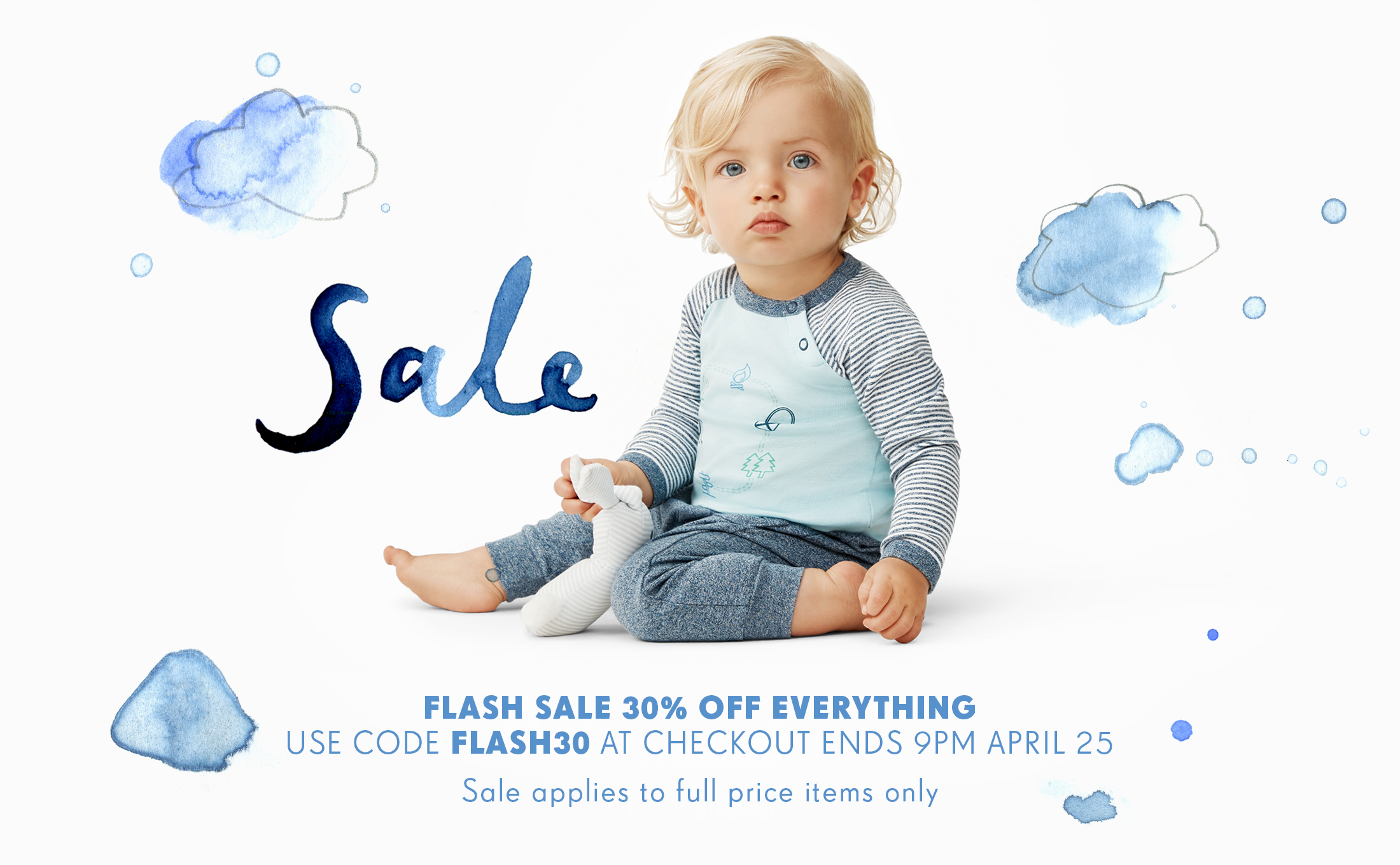 Flash Sale 30% Off