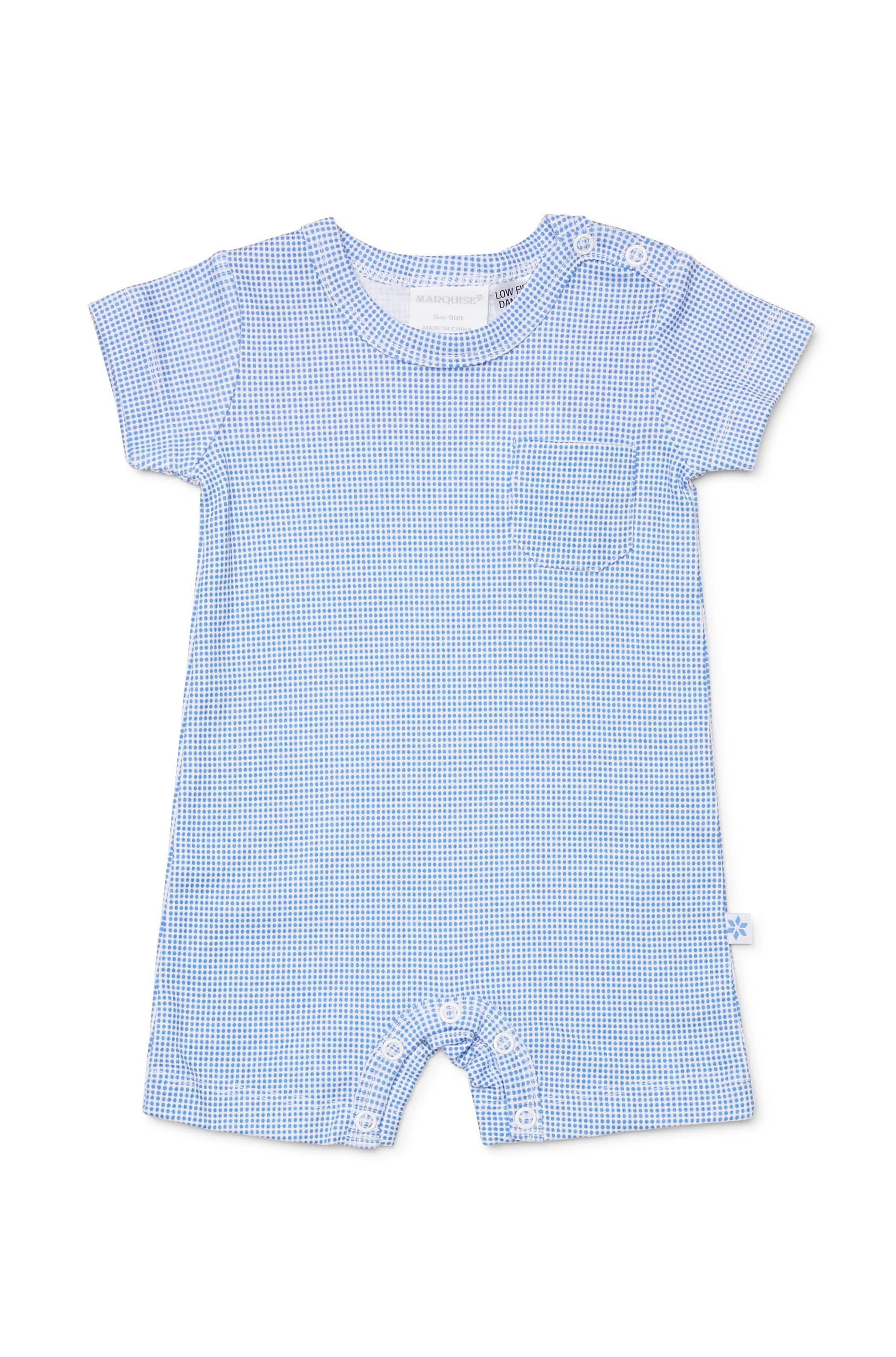c7469ccf08ce Dot Boys Short Sleeve Romper - Marquise