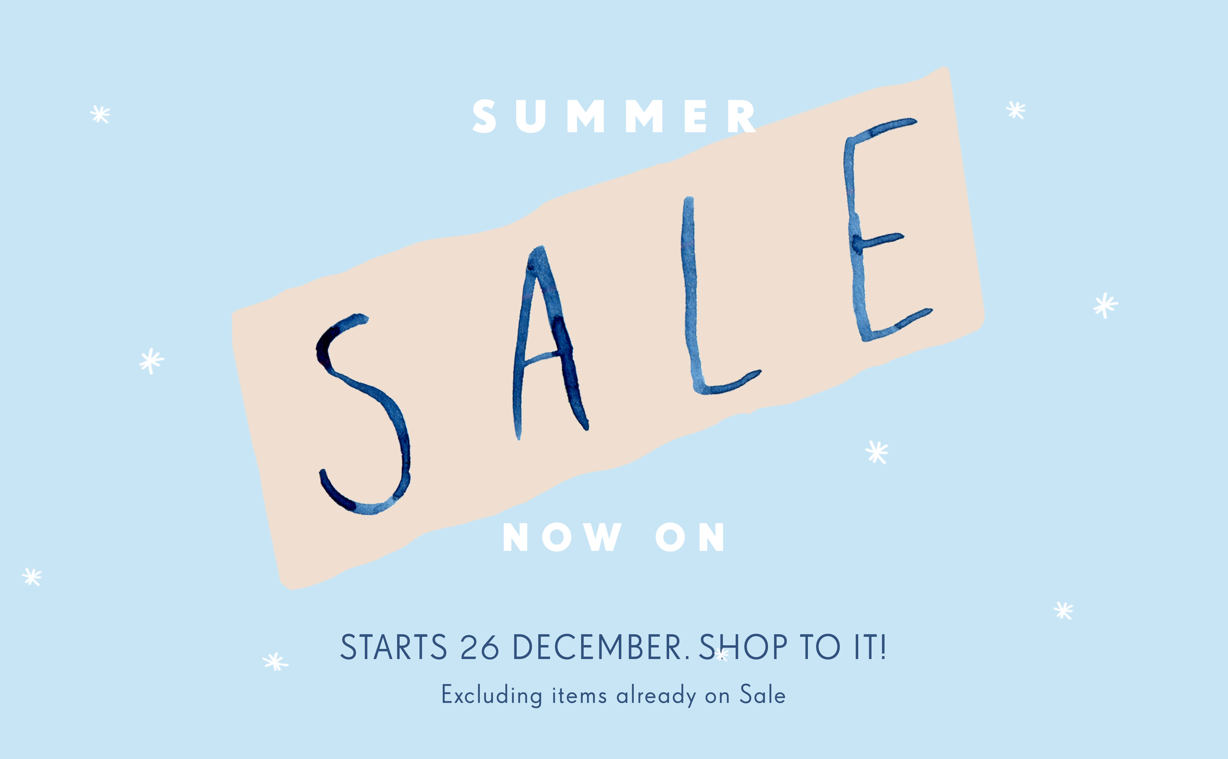 Marquise Summer Sale